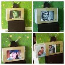 Photo: Fold up tv