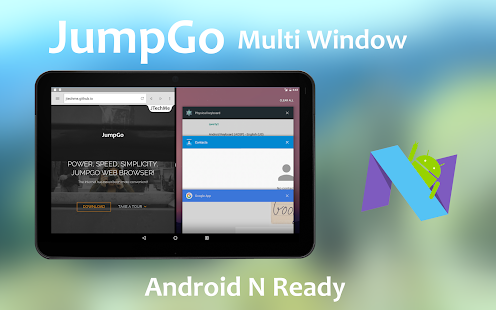 JumpGo Browser- screenshot thumbnail