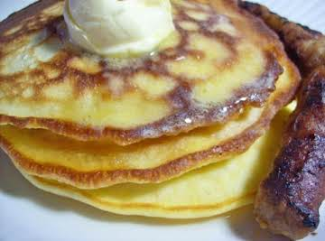Pancakes For One Or Two