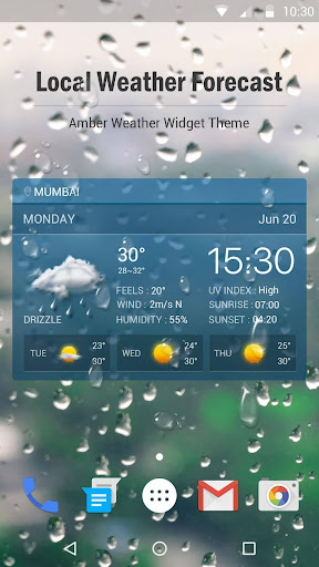 weather forecast and weather alert app . 15.1.0.45733 screenshots 2
