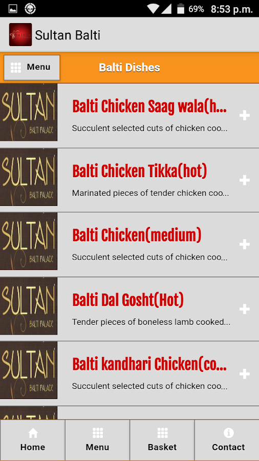 Sultan Balti- screenshot