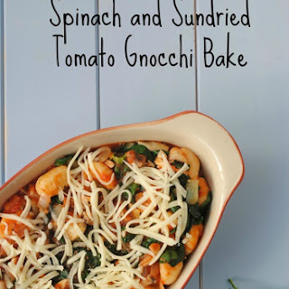 Spinach and Sundried Tomato Gnocchi Bake