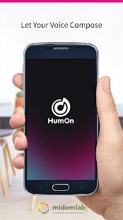 HumOn - Simplest Music Maker - náhled