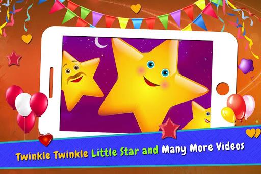 Nursery Rhymes Videos For Kids 1.0 screenshots 1