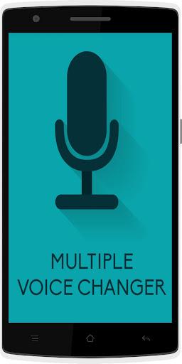 Multiple Voice Changer