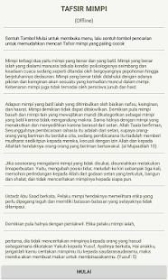 Tafsir Mimpi (Offline) - náhled