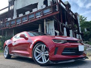 カマロ  LT RS 2018のカスタム事例画像 ピロピロさんの2020年08月12日19:52の投稿