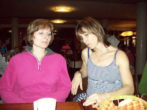 Photo: Jana s Irčou - také něco rozumného ....