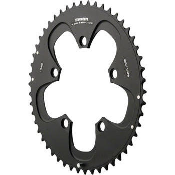 SRAM Red/Force 52T 110mm Black Chainring