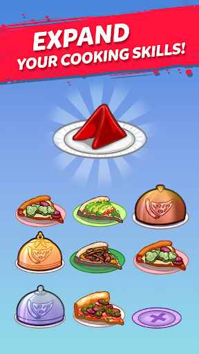 Merge Pizza: Best Yummy Pizza Merger game apkmr screenshots 7