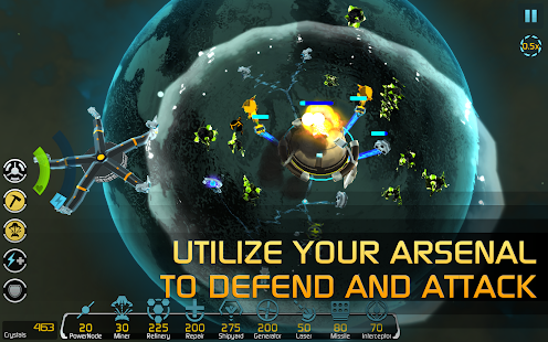Solar Siege Screenshot