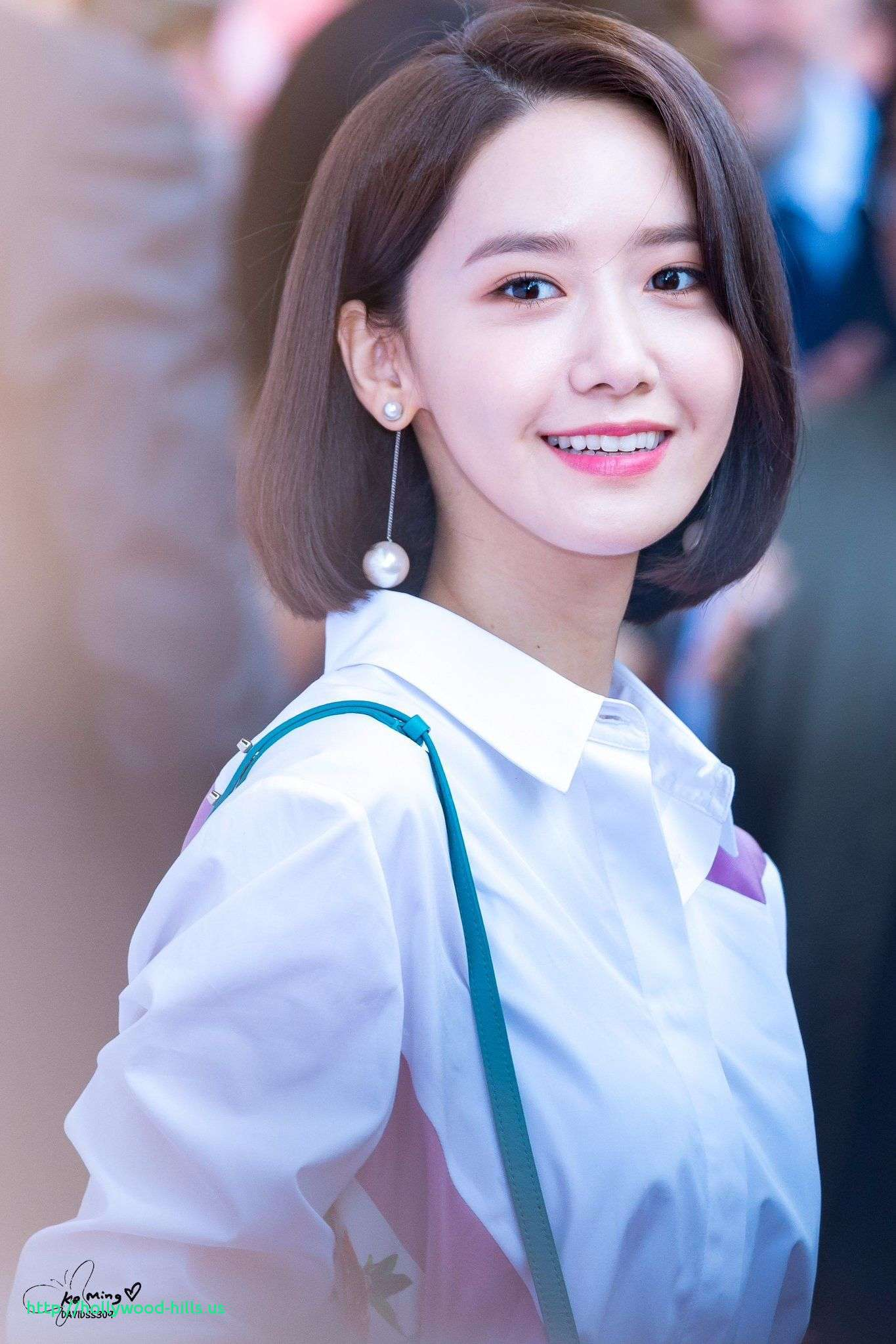 Korean Ladies Hairstyle Luxury YoonA❤ SNSD YoonA Pinterest
