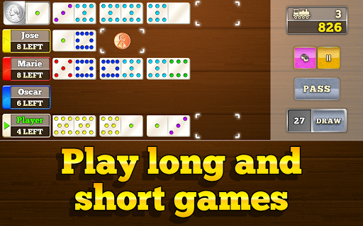 Mexican Train Dominoes Gold 2.0.7-g screenshots 13