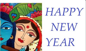 Happy new year picture by Indradyumna Swami