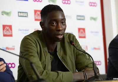 """Yatabaré de retour en Jupiler Pro League: """"J'espère finir dans le top 6!"""""""