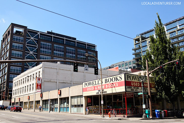 Powells Books (101 Things to Do in Portland Oregon).