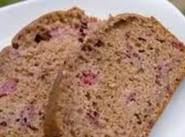 Whole Wheat Strawberry Bread Recipe