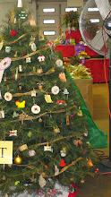 Photo: Tree decoration details
