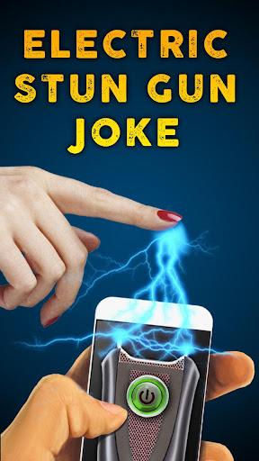 電電擊槍笑話