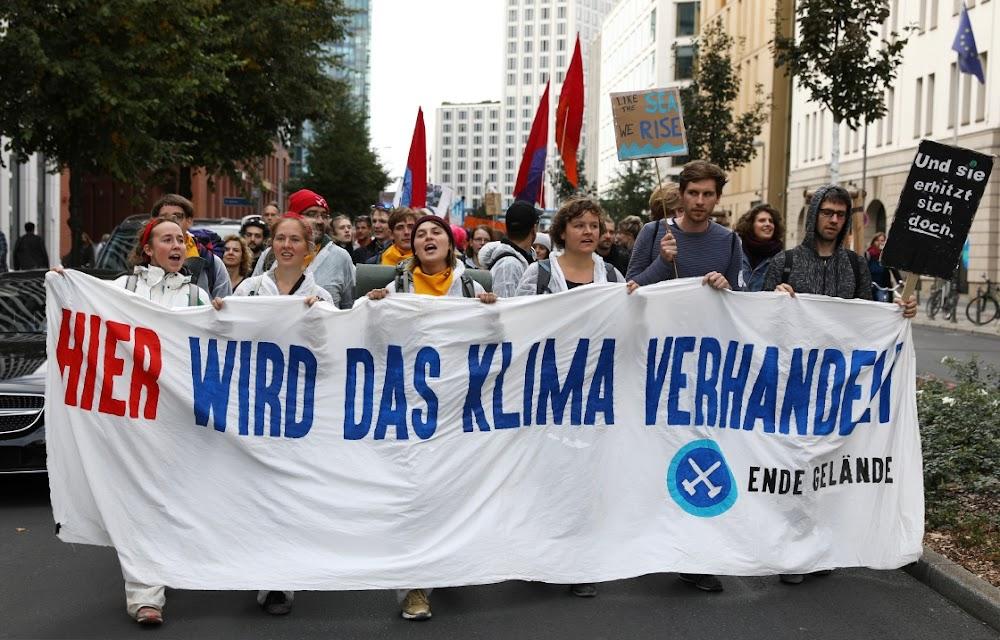 Na oornaggesprekke verbind Duitsland € 100 miljard aan die klimaatplan