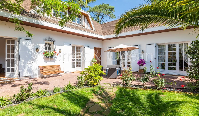 Maison avec piscine et terrasse Capbreton