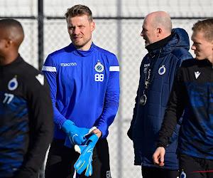 Coronavirus slaat hard toe bij Club Brugge: Mignolet, Mannaert en nog twee spelers testen positief