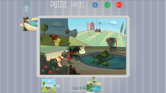 The Not-So Little Red Hen screenshot 2
