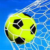 Tải Game bóng hình phạt bóng đá trận đấu