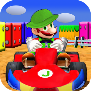 jungle mary kart for PC and MAC
