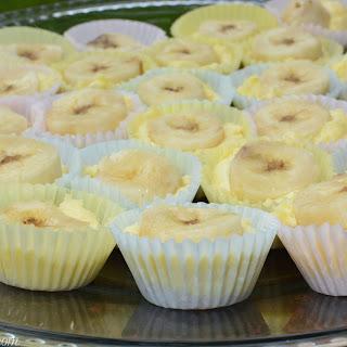 Mini Banana Cream Pie.
