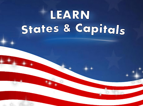 Learn States and Capitals