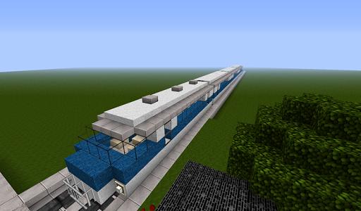 Amazing Trains Ideas Minecraft