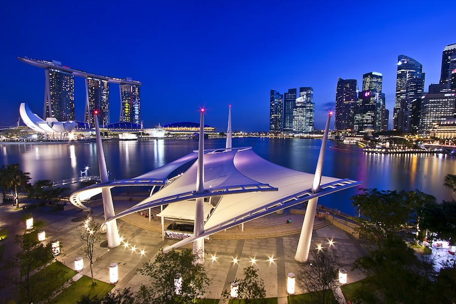 Tne Marina Bay Sands by Geracleo Bunggo - Buildings & Architecture Office Buildings & Hotels