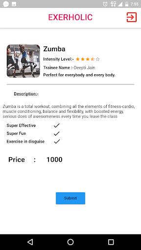 Exerholics Fitness Studio screenshot 3
