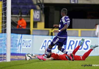 Anderlecht compte sur un jeune attaquant pour la suite