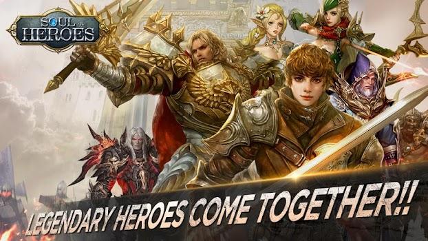 Soul of Heroes : Empire Wars