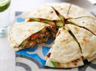 Triple-Decker Tortilla