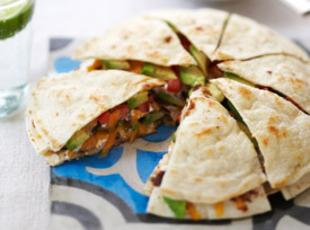 Triple-decker Tortilla Recipe