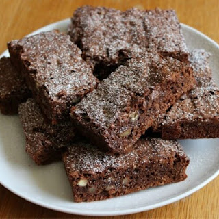 Easy Chewy Cake Mix Brownies Recipe