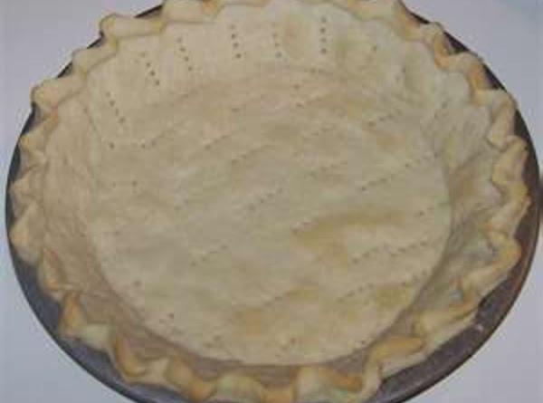 Hubby's Perfect Pie Crust Recipe