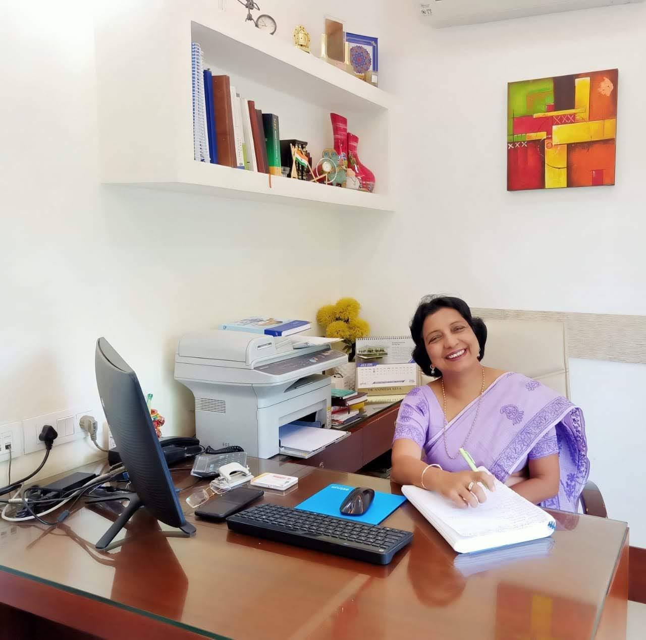 Dr. Seema Arya