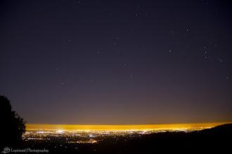 Photo: South Bay Night Sky @ Palo Alto, CA