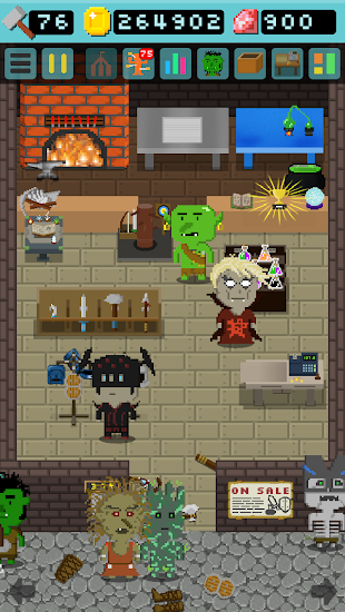 Goblin's Shop- screenshot thumbnail