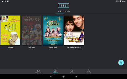 Telly - Watch TV & Movies APK screenshot thumbnail 15