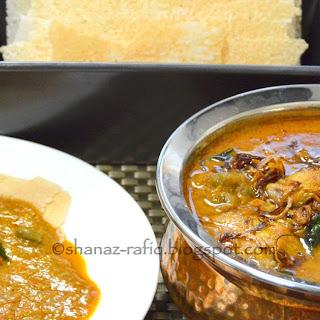 Kori Rotti Chicken Curry | Mangalorean Style Chicken Curry