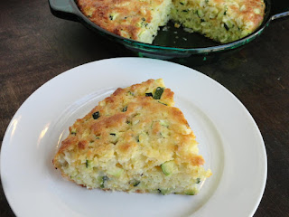 Crustless Zucchini Quiche Recipe