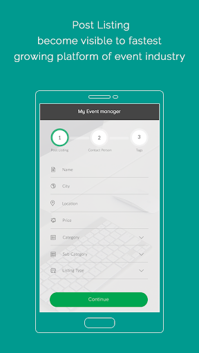 玩免費遊戲APP|下載My Event Manager app不用錢|硬是要APP