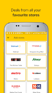 YP Grocery Shopping Lists, Flyers & Deals- screenshot thumbnail