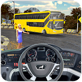Real Off road Tour Coach Bus Simulator 2017
