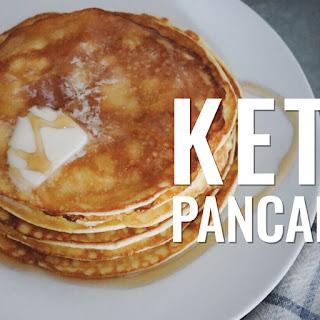 Keto Pancakes.